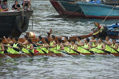 DSC08928 (rickytanghkg) Tags: sports hongkong asia outdoor sony sunny aberdeen dragonboatfestival a550 sonya550