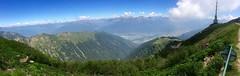 Vista sulle Alpi dal Monte Tamaro (CANETTA Brunello) Tags: panoramica vista monte alpi tamaro svezzer