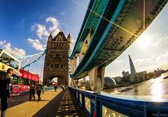 2 million rivets!! (PauloHenrique Pereira) Tags: london tower bridge england britain londres inglaterra vivitar fisheye 8mm nx nx3000