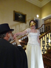 Rochester Dickens Festival Ball 2016 (59) (Gauis Caecilius) Tags: uk england festival ball kent britain victorian rochester masked fte dickens maskerade 2016 festspiel
