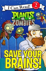 Save Your Brains! (Vernon Barford School Library) Tags: new school fiction plants plant dave reading book crazy high reader zombie library libraries reads books super brain read paperback cover brains junior novel covers bookcover pick middle zombies vernon quick recent picks qr bookcovers paperbacks novels fictional readers readingmaterial barford crazydave softcover quickreads quickread readingmaterials icanread vernonbarford softcovers plantsvszombies plantsversuszombies superquickpicks superquickpick 9780062294968 cathyhapka readinglevel2