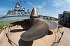 DSC_4375 (Michael#53) Tags: nikon alabama navy fisheye d750 battleship ussalabama 16mmfisheye nikkor16mmfisheye