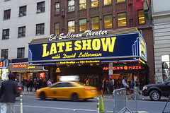 Late Show with David Letterman (jschumacher) Tags: nyc lateshow midtown davidletterman edsullivantheater