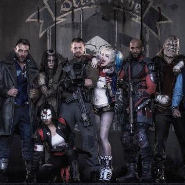 Meet the Suicide Squad in first cast photo