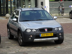 2005 Rover Streetwise (harry_nl) Tags: netherlands utrecht nederland rover streetwise 2015 roverstreetwise sidecode6 48rrps