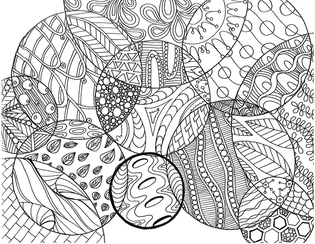 The World's Best Photos Of Circles And Zentangle