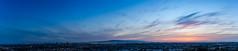 KH1_2479-Pano (nhlducks35) Tags: park sunset panorama beach clouds nikon long hill sigma signal hilltop 1835 d7000 sigma1835mmf18dchsm