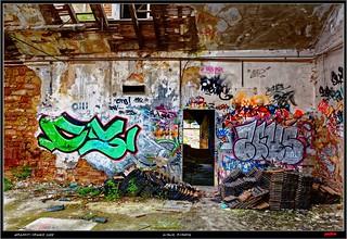 Graffiti France 2015: Alsace, Rosheim