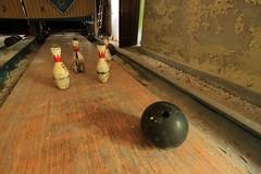 Ivyland Psychiatric Center (EsseXploreR) Tags: new york ny abandoned hospital alley bowling psychiatric abandonednj