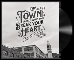 Jason Myles Goss  'This Town Is Only Going To Break Your Heart' vinyl LP  Photography by Doug Seymour (Doug Seymour) Tags: new music jason this town is break heart cd release july going 11 your website lp singer only myles to date relaunch songwriter goss 2015