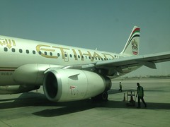 Etihad Airways!
