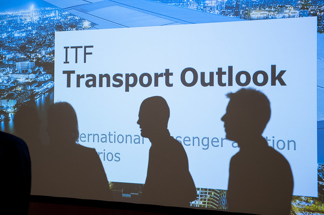 Presentation of ITF's passenger aviation scenarios