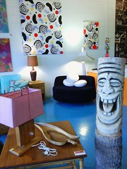 'ROCKET CITY RETRO' (calicatt2000) Tags: classic lamp vintage space retro popart decor tiki furnishings classy jetsons midcentury edsheads