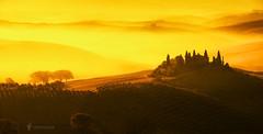 Tuscan Glow (larsvandegoor.com) Tags: