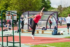 DSC_1214 (Adrian Royle) Tags: people field sport athletics jump jumping nikon track action stadium running run runners athletes sprint throw loughborough throwing loughboroughuniversity loughboroughsport