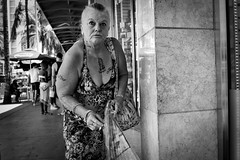 Who me... (35mmStreets.com) Tags: street city portrait urban bw 35mm photography blackwhite nikon df little florida miami sony havana kittens d750 nik southbeach dsc sobe lightroom washingtonstreet d600 collinsave d4s silverefex 35mmstreets rx1rm2