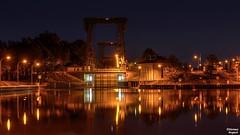 07. Nachts am Kanal 05-2016 (Possy 2016) Tags: nacht architektur hdr schleuse nachtaufnahmen datteln hdrbilder nikond7200 tamron16300mmf3563macro schleusedatteln