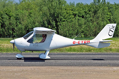 """G-CTDH  Flight Design CT 2K A D Thelwall Sturgate Fly In 05-06-16 (PlanecrazyUK) Tags: sturgate egcv """"fly in"""" 050616 gctdh flightdesignct2k adthelwall fly in"""