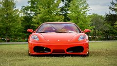 F430 Challenge. (JWheel Photos) Tags: reading ferrari exotic countryclub supercar challenge f430 concoursdelegance