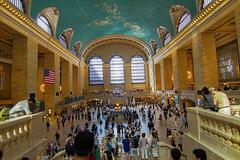 Grand Central Terminal (rasputtinstash) Tags: architecture grandcentral grandcentralterminal