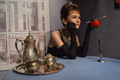 Audrey Hepburn (CoasterMadMatt) Tags: city uk greatbritain madame england london westminster museum photography actors spring audreyhepburn photos unitedkingdom britain may cities audrey photographs gb actor celebrities celebs museums hepburn madametussauds actresses waxworks southeastengland 2016 nikond3200 capitalcity cityofwestminster londonborough madametussaudslondon hollywoodgreats waxworkmuseum tussaids coastermadmatt coastermadmattphotography may2016 spring2016 london2016 madametussaudslondon2016 madametussauds2016 britainscapital