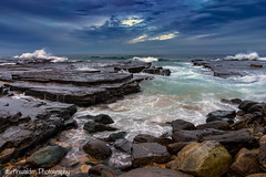 Turimetta Beach, Sydney (darrinwalden Photography) Tags: beach sydney australia coast rocks ocean turimetta sony waves
