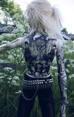 Sabbath of the witches (Nattmaran) Tags: tattoo doll divine bjd witches simply sabbath balljointed varg loongsoul nattmaran