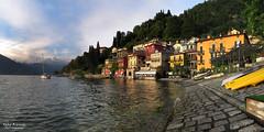 Varenna - Lago di Como (Fabio Bianchi 83) Tags: varenna lake como lakecomo comolake lagodicomo lario larius lago prealpi prealps lombardia lombardy