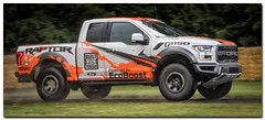 Ford F150 Raptor Pick Up truck (jdl1963) Tags: goodwood festival speed 2016 hill climb motor sport motorsport formula 1 grand prix ford f150 raptor pick up truck goodwoodfestivalofspeed festivalofspeed