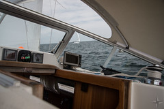 S t a r b o a r d (l a b o u s s o l e . s e o n) Tags: sea seascape sailing sail france atlantic travel
