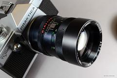 Pallas Auto 1:2.8 135mm Lens (01) (Hans Kerensky) Tags: pallas auto 128 28 135 mm m42 miranda lens