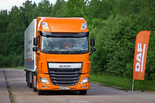 DAF XF116 Euro 6 (RUS)