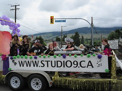 Studio9 school (jamica1) Tags: canada bc okanagan may columbia days parade british kelowna rutland float studio9