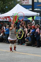 Fremont Solstice 2016  2412 (khaufle) Tags: solstice fremont wa usa hulahoop juggling parade
