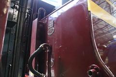 LMS Coronation Class 6229 Duchess of Hamilton 17-06-2016 NRM.14 (routemaster2217) Tags: york train br pacific transport railway loco locomotive streamlined steamengine nrm nationalrailwaymuseum coronation duchess steamlocomotive lms britishrailways 462 6229 duchessofhamilton 8p 46229 londonmidlandscottishrailway tenderengine nrmobjectnumber{19767000} 19767000