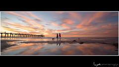 2016 - Landscape - Sunset - Largs - 02_20_01_WS.jpg (stevenlazar) Tags: ocean sunset beach clouds waves jetty australia adelaide southaustralia largs 2016