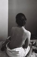 Good morning paris (tadeasplachy) Tags: zorki paris film analog 35mm nude 50mm spring rangefinder soviet analogue jupiter ilford jupiter8 zorki4k bwnude