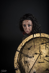 Female Spartan (AJ Charlton Photography) Tags: house female studio aj photography kent coach nikon amy cosplay d750 alias 300 spartan ajc charlton the spartans farningham