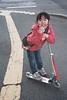 SAKURAKO - Incentive for piano lesson! (MIKI Yoshihito. (#mikiyoshihito)) Tags: kick daughter scooter jd sakurako razor kickboard 娘 kickscooter キックボード ms105 さくらこ 櫻子 サクラコ 6歳7ヶ月 jdrazor キックスケーター