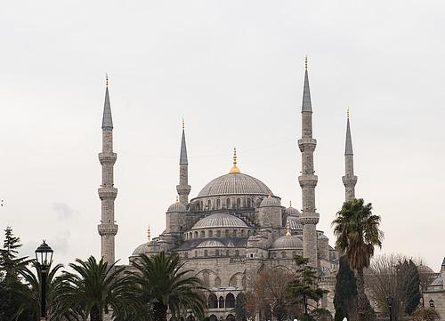 Blue mosque ©  Andrey