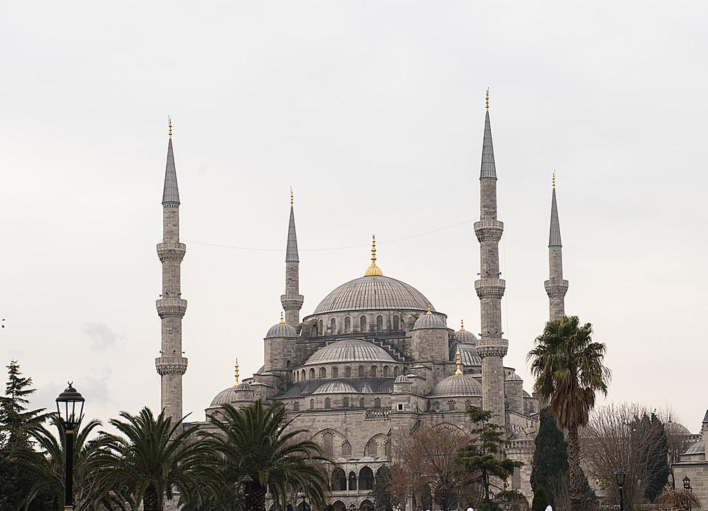 фото: Blue mosque