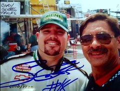 #48A-14, NASCAR, Truck Driver, CORY GIBBS, (Picture Proof Autographs) Tags: fredweichmannfrederickweichmann photograph photographs inperson pictureproof photoproof picture photo proof image images collector collectors collection collections collectible collectibles classic session sessions authentic authenticated real genuine sign signed signing sigature sigatures auto autos vehicles vehicle model automobile automobiles driver drivers autoracing sport sports nascar winstoncup sprint cup busch nationwide craftsman campingworld xfinity truck series dodge charger intrepid ford thunderbird chevy lumina montecarlo pontiac grandprix taurus autographes autographed autograph fred frederick weichmann fredweichmann frederickweichmann
