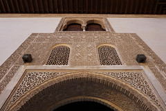 (Julia Kostecka) Tags: spain andalucia alhambra granada moorisharchitecture nasridpalace courtofthemyrtles