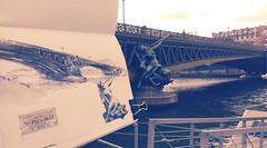 Paris_XVI-PontMirabeau-Photo (velt.mathieu) Tags: paris sketch pont mirabeau croquis