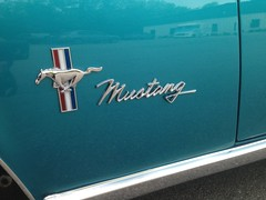 """1968 Ford Mustang • <a style=""""font-size:0.8em;"""" href=""""http://www.flickr.com/photos/85572005@N00/18085613199/"""" target=""""_blank"""">View on Flickr</a>"""