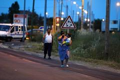 VENAN2 (L'Indpendant) Tags: france perpignan pyreneesorientales meurtre belus assassinat emeutes padfdsaintjacques fdsaintjacques