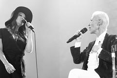 Roxette @ HMH Amsterdam 2015-19 (stonechambermedia) Tags: show bw white black amsterdam marie canon concert tour live per roxette hmh gessle fredriksson