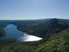 Parque Natural (asinquecualo) Tags: espaa naturaleza rio natural paisaje vida tajo monfrage extremadura parquenatural tietar saltodelgitano