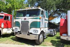 IMG_2788 (RyanP77) Tags: show california b white truck log model shiny trucker international chevy chrome r pete logger gmc peerless kw peterbilt ih kenworth cabover bullnose fruehauf