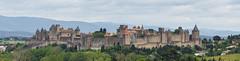 Medieval city of Carcassonne (clnbtlr_irl) Tags: france castle unesco aude carcassonne